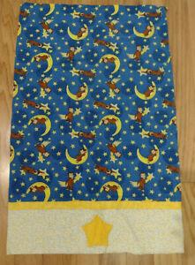 "Curious George Flannel Pillowcase 20"" x 30"""