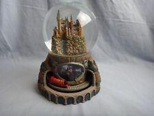 "NEW Harry Potter ""Journey to Hogwarts"" Illuminated Musical Glitter Snow Globe"