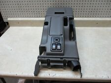 95 to 02 Isuzu Trooper Center Console Storage Compartment Assembly with Switches