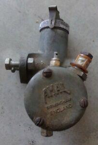 AMAL Carburetor Triumph Norton BSA Vincent AJS Matchless 376/302  9-62