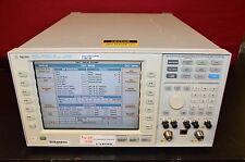 Agilent 8960 Series 10 E5515C / E1987A / Opt 002 003 58C 776 Dsp / (6) Licenses