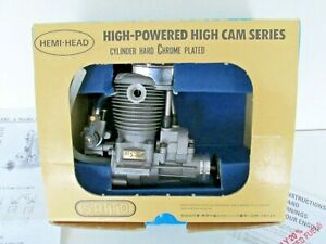 Four-Stroke Engine FA-40 Special Saito High-Powered High Cam-Series tools boxed.