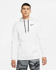 Nike Therma Men's Pullover Training Hoodie Sustainable Materials