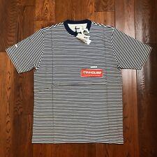 97f91b152d New Palace Skateboards Aquabat T-shirt Tee Striped Stripe Supreme FW18 Size  XL