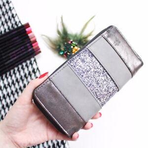 Ladies Fashion Glitter Wallet