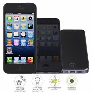 Artwizz PrivacyFilm DisplaySchutz PanzerFolie Schutzfolie iPhone SE 5s 5 5c