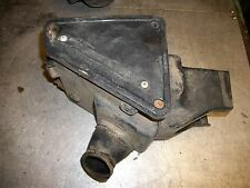 1977 YAMAHA DT250  DT 250 airbox assembly  FREE SHIP