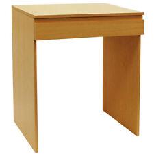 Bureaux et tables d'ordinateur en hêtre pour le bureau