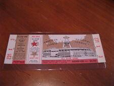 1967 All Star Game Anaheim Stadium Ticket