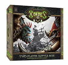 Hordes Two-Player Battlebox PIP 70002 - Cheap International Ship!