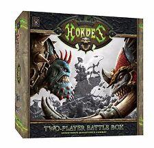 Hordes Two-Player Battlebox PIP 70002 - Free International Ship!