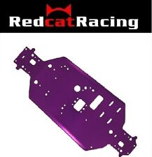 Redcat Racing Purple Chassis Plate  Shockwave, Tsunami (nitro) Volcano STX 06001
