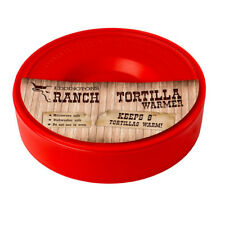 Eddingtons Tortilla Warmer Microwave Mexican Food Enchilada Quesadilla Novelty