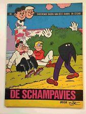 Dees Dubbel 23 - De schampavies - 1e druk