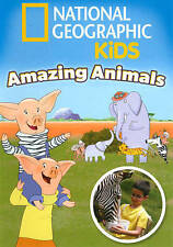 Ng National Geographic Kids-Amazing Animals 2014 by CINEDIGM - UNI D . EXLIBRARY