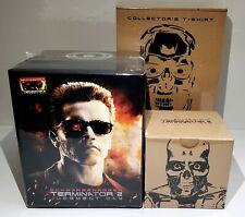 TERMINATOR 2 JUDGEMENT DAY 4K UHD+ 3D +2D  STEELBOOK  BOXSET [FILMARENA] #095
