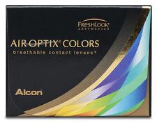 Air Optix Colors  -8,00 BLUE Farbige Kontaktlinsen 2er Box