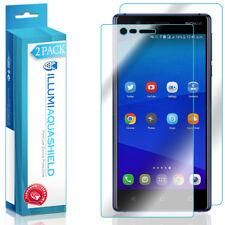 2x iLLumi AquaShield Front Screen + Back Panel Protector for Nokia 3