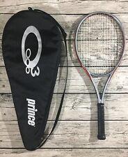 Prince O3 Speedport Red Tennis Racquet 4 1/4 Grip