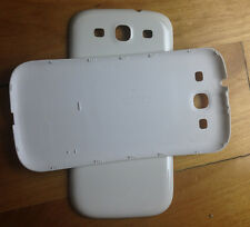 White Back Battery Housing Cover Door Case For Samsung Galaxy S3 i9300