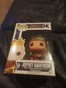 Joffrey Baratheon Funko Pop Vinyl Game Of Thrones 14