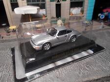 Kyosho Porsche 911 RS (964) 1/64 (Silver)