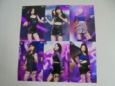Apink A Pink Korean Pop All Member Signed 6 4x6 Photos Autographed USA SELLER 2