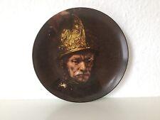 Tirschenreuth Sammelteller Wandteller Jahresteller Rembrandt Rarität Sammler