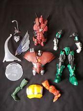 Marvel Legends DC Universe BAF Parts lot