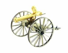 Fascinations Metal Earth  -  Wild West Gatling gun - 3D Steel Model Kit