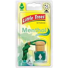 MAGIC TREE 'LITTLE TREE' AIR FRESHENER BOTTLE MENTHOL FRAGRANCE