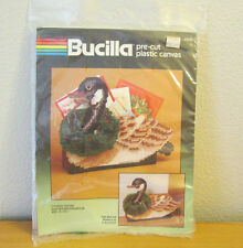 Bucilla Kit Canada Goose Mailholder Doorstop pre cut plastic Canvas NEW!!!