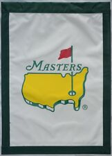 NEW UNDATED Masters GARDEN FLAG from AUGUSTA NATIONAL