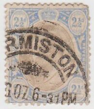 (Q4-33) 1905 Transvale 2½d black & blue King Edward VII
