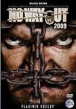 WWE No Way Out 2009 Dvd Brand New & Factory Sealed