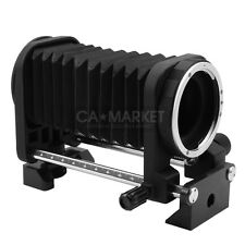 Macro Lens Bellows for All Canon EOS DSLR 5D 1Ds mark II 1000D 450D D60 50D