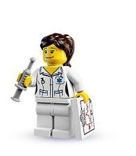 Lego Minifigure Serie 1 da Collezione infermiera 8683
