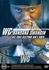 WC: BANDANA SWANGIN: ALL THAT GLITTERS AIN'T GOLD – DVD, ICE CUBE, T, SNOOP DOGG