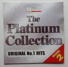 Sunday Mirror - Platinum Collection - Volume 2 Promo CD - Tested