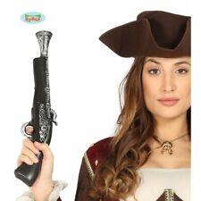 Argento finto in plastica Pirate pistola pirata costume di scena