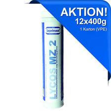 12x400gr.LMZ2 Kartusche Mehrzweckfett für hochwertige Langzeitschmierung