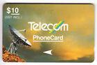 OCEANIE TELECARTE / PHONECARD .. NOUVELLE ZELANDE 10$ GPT 3NZLC N/N RARE FIRST