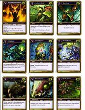 WORLD OF WARCRAFT WoW MAGTHERIDON RAID 2007 LOT of 41/43 CARDS NM/M