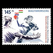Hungary 2014 - European Women's Handball Championship Sports - MNH