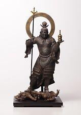 ISUMU Standard Bishamonten Buddha Statue