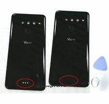 Genuine Battery Back Cover Glass Rear Door+Fingerprint key For LG V50 ThinQ