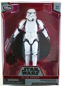 "Star Wars STORMTROOPER Elite Series 6.5"" Die-Cast Action Figure NEW!"
