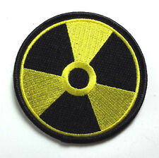 "FALLOUT  Radiation  Logo 3""  Patch-FREE S&H (FOPA-01)"