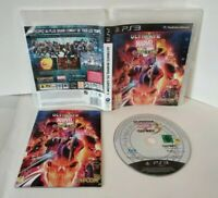 Ultimate Marvel vs Capcom 3 - Jeu PS3 Pal français - Complet - Comme neuf