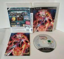 Ultimate Marvel vs Capcom 3 PS3 Version Pal français - Complet - Comme neuf